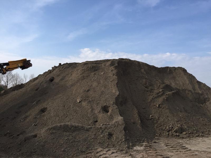 Schüttgut - Gesiebter Mutterboden
