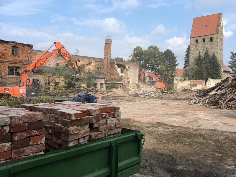 Abrissarbeiten und Entsorgung in Magdeburg, Gommern & Umgebung.